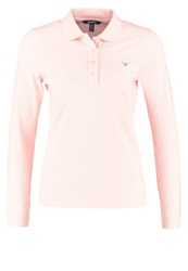 Gant Polo Shirt Preppy Pink Red