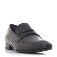 Ted Baker Roykso Pointed Loafers Black