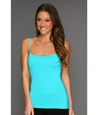 Cosabella Talco Long Camisole Blue Women's Sleeveless