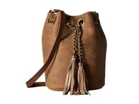 Leather Rock Hj95 Rough Brown Handbags
