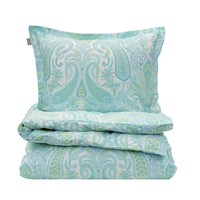 Gant Key West Paisley Duvet Cover Mediterranean Blue Double