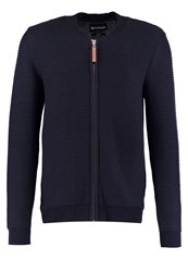 Minimum Ashwood Cardigan Dark Navy Dark Blue