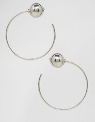 Aldo Amaido Hoop Earrings Gold