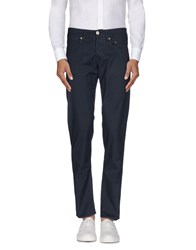 Siviglia Trousers Casual Trousers Men Slate Blue