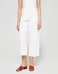Farrow Dylan Pant In Ivory