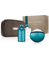 Bulgari Bvlgari Aqva Pour Homme Gift Set No Color