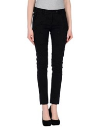 Meme Casual Pants Black