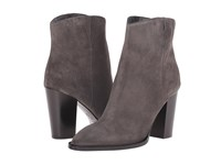 Vince Erving Charcoal Sport Suede Leather Women's Dress Boots Gray