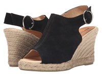 Patricia Green Belle Black Women's Slippers