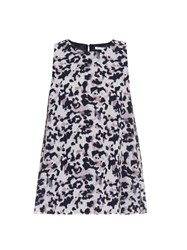 Camilla And Marc Subtlety Tortoise Print Sleeveless Top