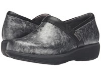 Softwalk Meredith Grey Marble Women's Slip On Shoes Gray