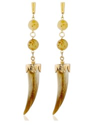 Rafida Bijoux Jungle Drop Earrings