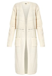 Roxy All Cardigan Angora Off White
