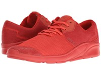 Supra Noiz Red Harmonic Red Men's Skate Shoes
