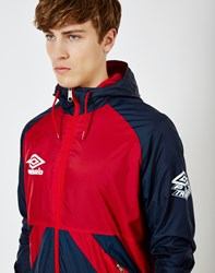 Umbro By Kim Jones Pro Training Potenza Jacket Red