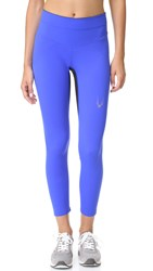 Lucas Hugh Core Performance 7 8 Leggings Azure