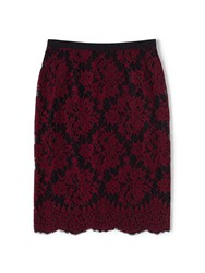 Precis Petite Lulu Lace Skirt Multi Coloured Multi Coloured