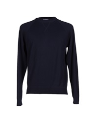 Cains Moore Sweaters Dark Blue