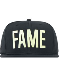 Hall Of Fame Black Swing Gitd Snapback