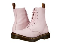 Dr. Martens Pascal 8 Eye Boot Bubblegum Virginia Women's Lace Up Boots Pink
