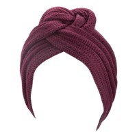 Emmelab Double Cross Headband Bordeaux