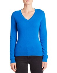 Lord And Taylor V Neck Cashmere Sweater Gemini