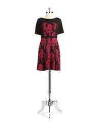Plenty By Tracy Reese Eve Shift Dress Pixelated Floral