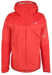 Berghaus Baffin Island Outdoor Jacket Flame Scarlet Red