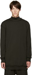 Damir Doma Green Wagner Pullover