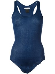 Isabel Marant A Toile 'Louisa' Tank Top Blue