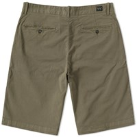 Edwin Rail Short Green