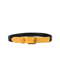 Levi's Made And Crafted Belts Dark Blue