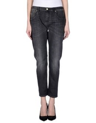 Truenyc. Denim Pants Grey