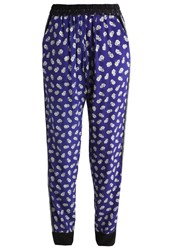 Noa Noa Trousers Multicolour Multicoloured