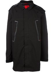 The North Face Duffle Coat Black