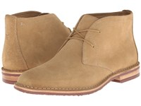 Trask Brady Camel Water Resistant Suede Men's Shoes Brown