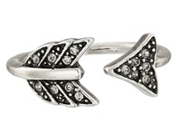House Of Harlow Arrow Affair Ring Silver Ring