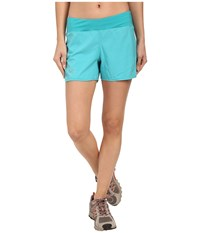 Arc'teryx Lyra Shorts Halcyon Women's Shorts Blue