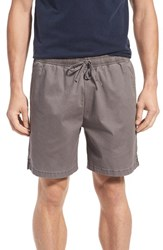 Men's French Connection Cotton Twill Drawstring Shorts