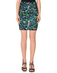 M Missoni Skirts Mini Skirts Women Green
