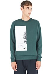 Yang Li The Limits Of Comfort Sweater Green