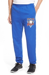 Mitchell Ness 'New York Giants' Fleece Sweatpants Royal