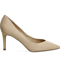 Office Margarita Micro Suede Courts Nude