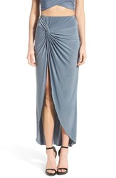 Women's Missguided Knot Maxi Skirt
