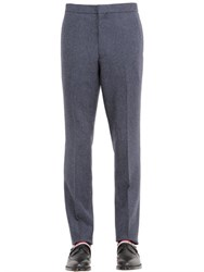 Thom Browne Unstructured Wool Pants
