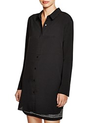 French Connection Samantha Shirting Tunic Black