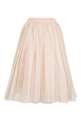 Rare Layered Tutu Midi Skirt By Pink