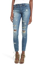 Blank Nyc Women's Blanknyc 'So Called Life' Destroyed Skinny Jeans