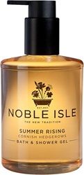 Noble Isle Summer Rising Bath And Shower Gel Colorless