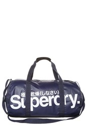 Superdry Sports Bag Navy Star Dark Blue